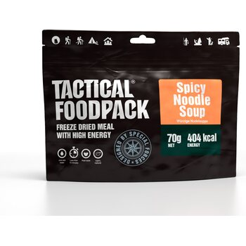 Tactical Foodpack Spicy Noodles Soup