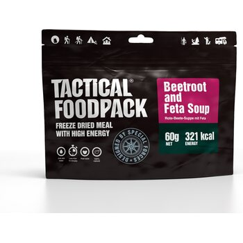 Tactical Foodpack Beetroot and Feta Soup