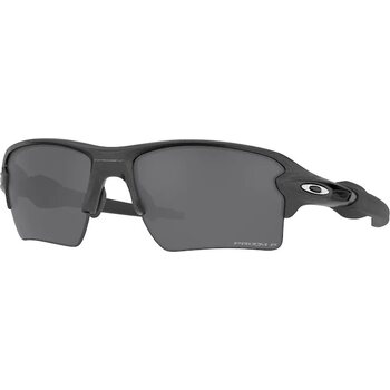 Oakley Flak 2.0 XL Steel w/ Prizm Black Polarized
