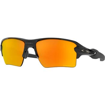Oakley Flak 2.0 XL Polished Black w/ Prizm Ruby Polarized