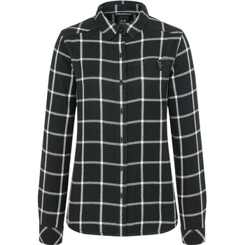 Black Diamond Serenity Long Sleeve Flannel Shirt Womens