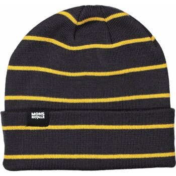 Mons Royale McCloud Striped Beanie