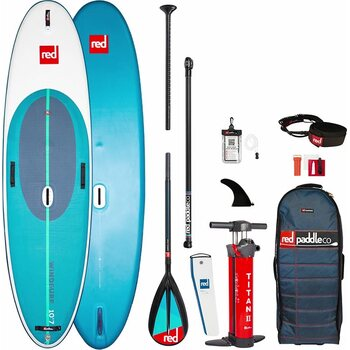 Red Paddle Co Windsurf 10'7″ package