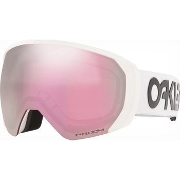 Oakley Flight Path XL Factory Pilot White w/ Prizm Hi Pink
