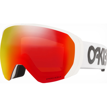 Oakley Flight Path XL Factory Pilot White w/ Prizm Torch Iridium