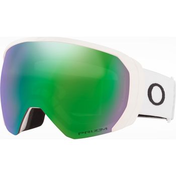 Oakley Flight Path XL Matte White w/ Prizm Jade Iridium