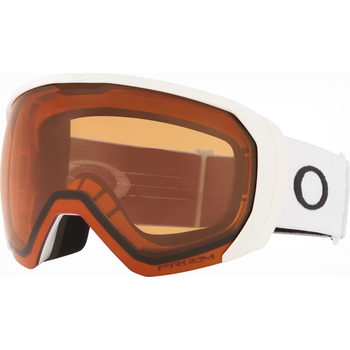 Oakley Flight Path XL Matte White w/ Prizm Persimmon
