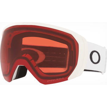 Oakley Flight Path XL Matte White w/ Prizm Rose