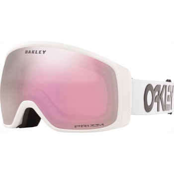 Oakley Flight Tracker XM Factory Pilot White w/ Prizm Hi Pink
