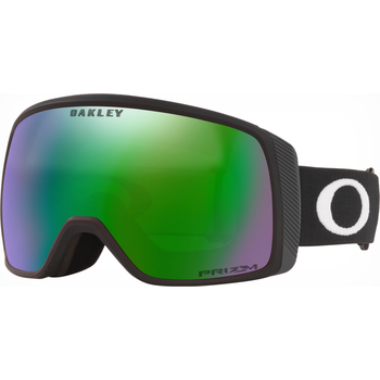 Oakley Flight Tracker XS Matte Black w/ Prizm Jade Iridium