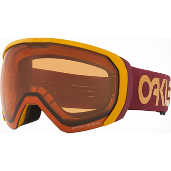 Oakley Flight Path XL Factory Pilot Mustard Yellow Grenache w/ Prizm Persimmon