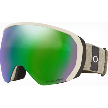 Oakley Flight Path XL Heathered Grey Brush w/ Prizm Jade Iridium