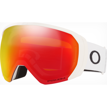 Oakley Flight Path XL Matte White w/ Prizm Torch Iridium