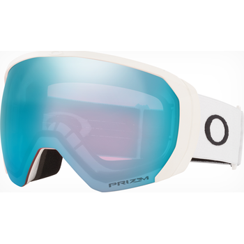 Oakley Flight Path XL Matte White w/ Prizm Sapphire Iridium