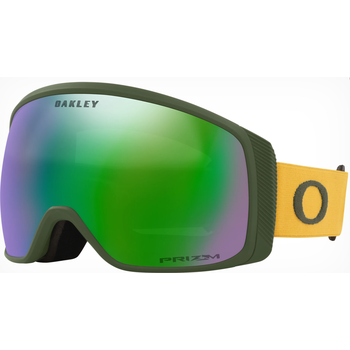 Oakley Flight Tracker XM Dark Brush Mustard w/ Prizm Jade Iridium