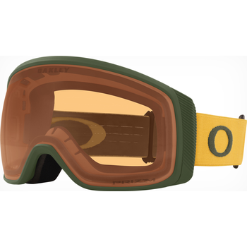 Oakley Flight Tracker XM Dark Brush Mustard w/ Prizm Persimmon