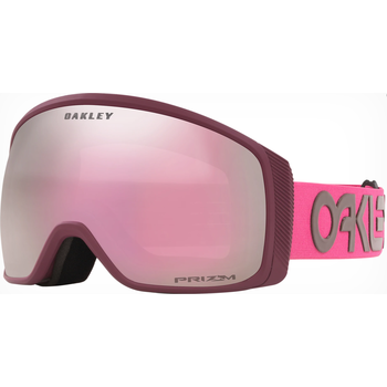Oakley Flight Tracker XM Factory Pilot Grenache Rubine Red w/ Prizm Hi Pink