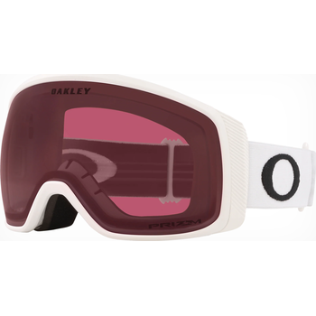 Oakley Flight Tracker XM Matte White w/ Prizm Dark Grey