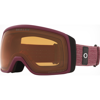 Oakley Flight Tracker XS Heathered Grenache Black w/ Prizm Persimmon
