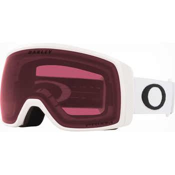 Oakley Flight Tracker XS Matte White w/ Prizm Dark Grey