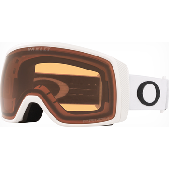 Oakley Flight Tracker XS Matte White w/ Prizm Persimmon