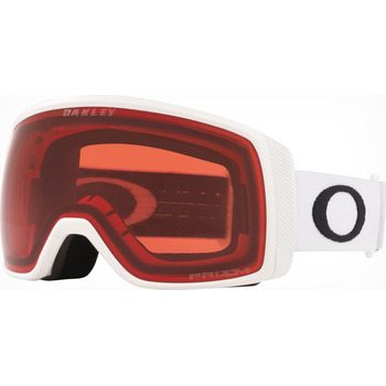 Oakley Flight Tracker XS Matte White w/ Prizm Rose