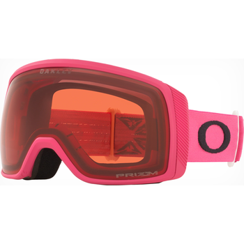 Oakley Flight Tracker XS Prizm Icon Rubine Black w/ Prizm Rose