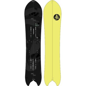 Burton Family Tree Pow Wrench Flat Top Splitboard