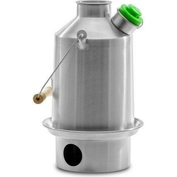 "Kelly Kettle Medium ""Scout"" Kettle (1.2 litraa) Stainless Steel"