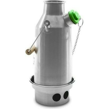"Kelly Kettle Small ""Trekker"" Kettle (0.6 litraa) Stainless Steel"