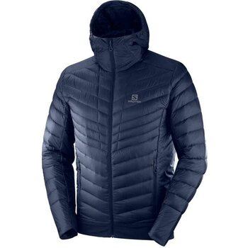 Salomon Outspeed Down Jacket mens, Night Sky, L