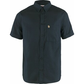 Fjällräven Övik Travel Shirt SS Mens