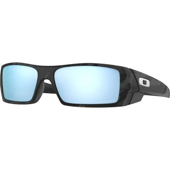 Oakley Gascan Matte Black Camo w/ Prizm Deep Water Polarized