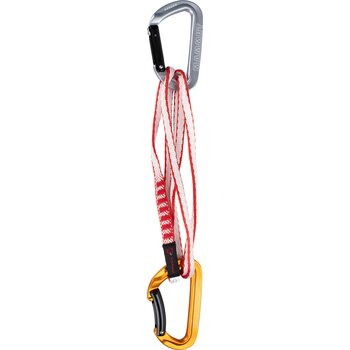 Mammut Sender Keylock 60cm Quickdraw Straight Gate/Bent Gate Key Lock