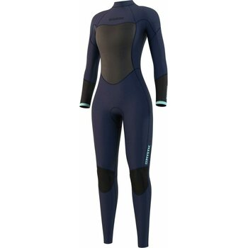 Mystic Brand Fullsuit 3/2mm Back-zip Women