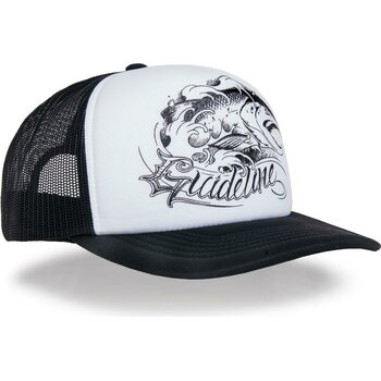 Guideline Angry Salmon Retro Trucker Cap