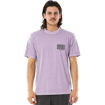 Rip Curl Mind Wave Logo Tee Mens