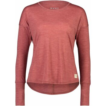 Mons Royale Estelle Relaxed LS Womens