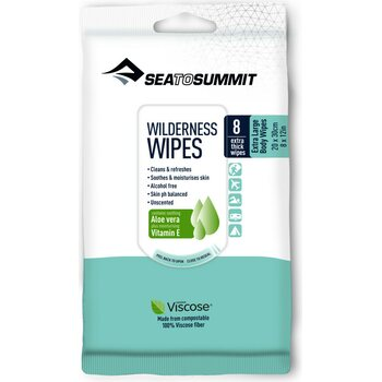 Sea to Summit Wilderness Wipes XLarge
