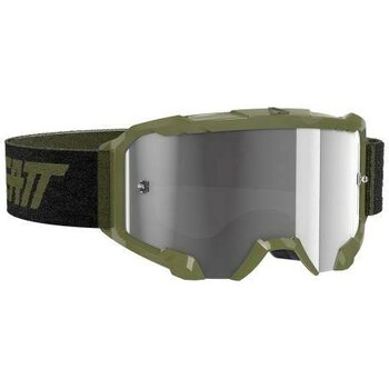 LEATT Goggle Velocity 4.5, Forest Light Grey 58%