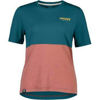 Mons Royale Tarn Freerider Tee Womens