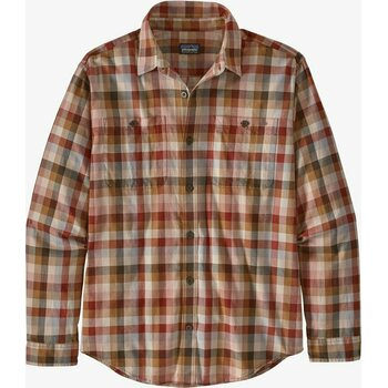 Patagonia L/S Pima Cotton Shirt Mens