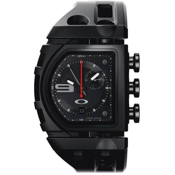 oakley si fuse box, stealth/black dial/black unobtainium demo    armbanduhren   varuste.net deutsch  varuste.net