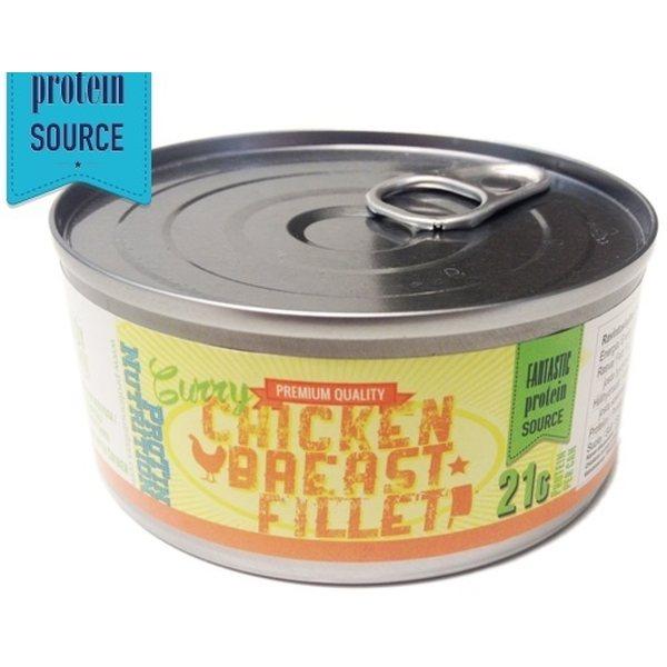 Kanaa Currykastikkeessa
