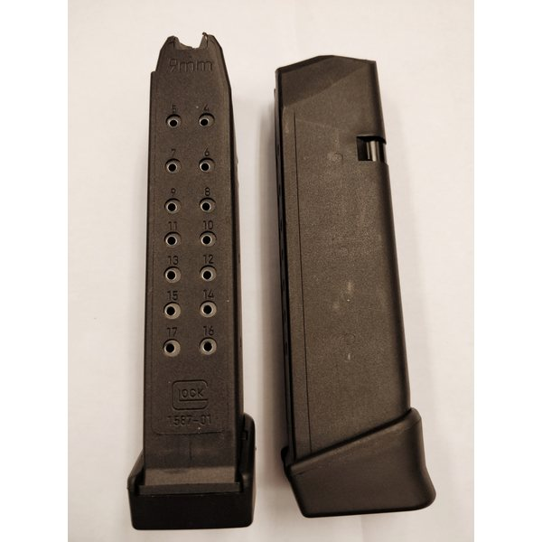 Glock Magazine for Glock 17, 19rds