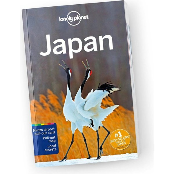 Lonely Planet Japan (Japani)