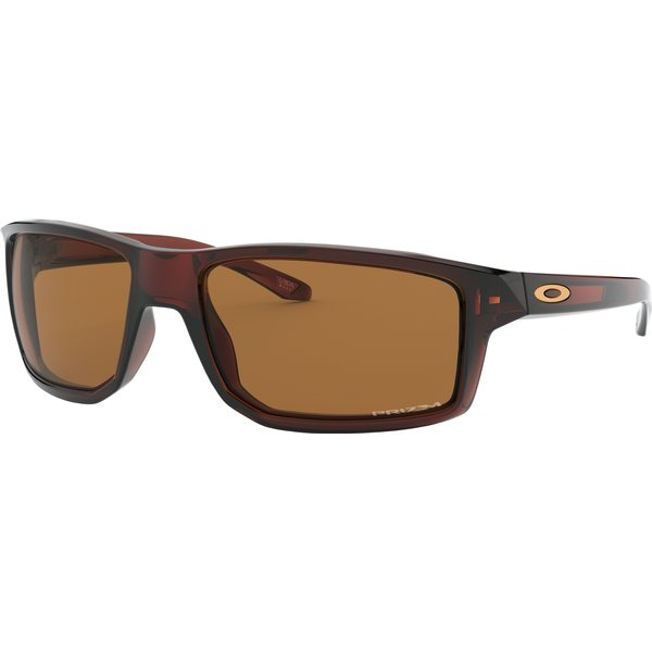 Oakley Gibston, Polished Rootbeer w/ Prizm Bronze