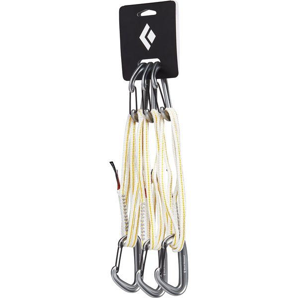 Black Diamond MiniWire Alpine QuickDraw 3-pack