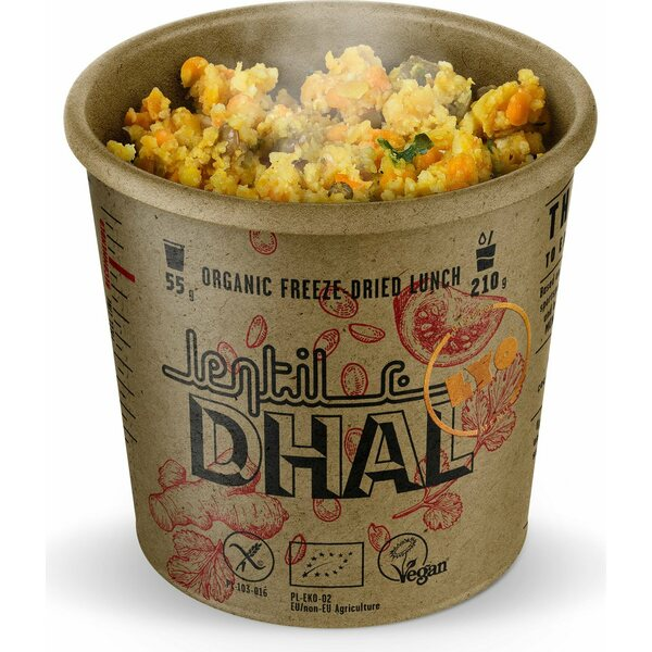 LYO Foods Bistro Organic Lentil Dhal with Millet