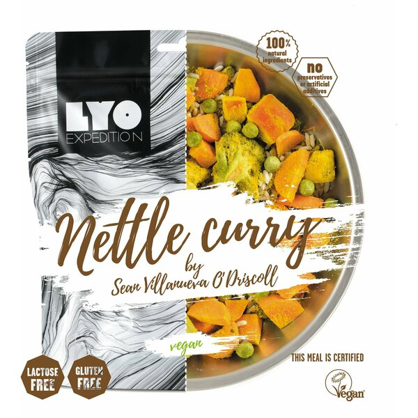 LYO Foods Organic Nettle Curry 500g